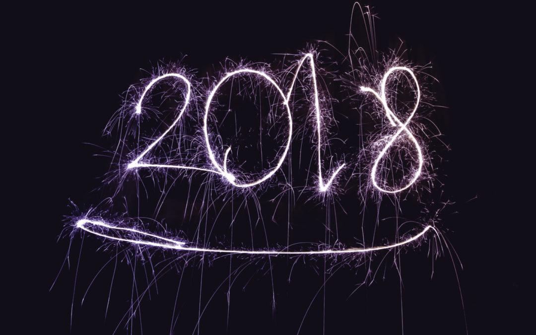 Saying Goodbye to 2018