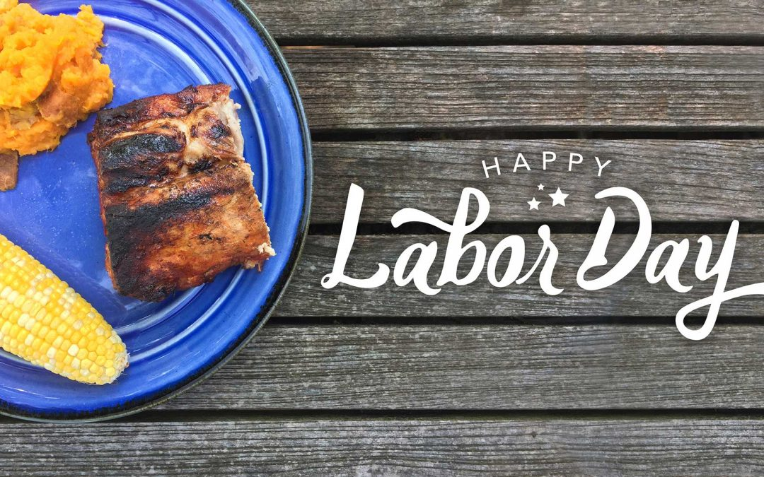 Happy Labor Day or Was that Labrador?